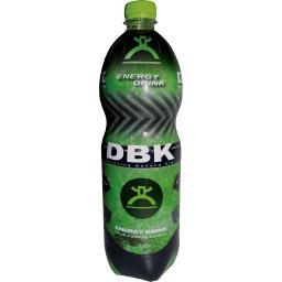 DBK Boisson énergisante la bouteille de 1 l