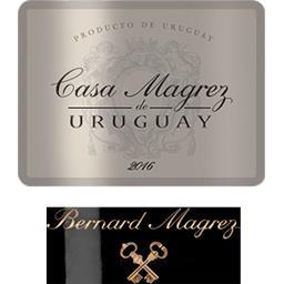 Casa Magrez de Uruguay, vin rouge