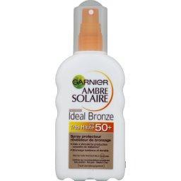 Ideal Bronze - Spray protecteur révélateur bronzage FPS 50+