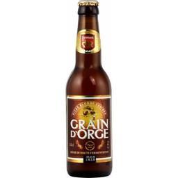 Bière blonde cuivrée haute fermentation