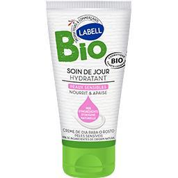 Labell Soin de jour hydratant peaux sensibles BIO le tube de 50 ml