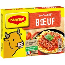 Bouillon Kub bœuf