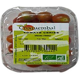 Croquembal Tomates cerises bio Le sachet de 250 gr