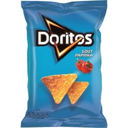 Tortilla chips goût paprika