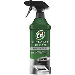 Ultimate Clean - Nettoyant ménager four & grill