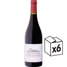 Côtes du Rhône Domaine des Amarines - Sélection Viei...