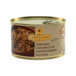 Véritable cassoulet de Castelnaudary au canard