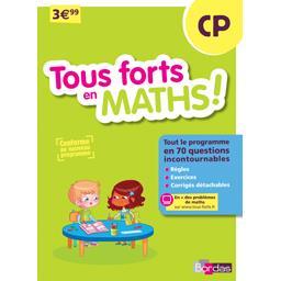 Tous forts en Maths ! CP