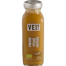 Very Veg Boisson pomme pêche ananas BIO la bouteille de 200 ml