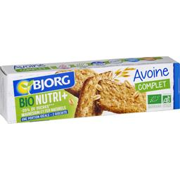 Biscuits avoine complet BIO