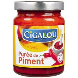Purée de piment