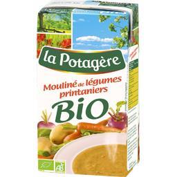 Bio - Mouliné de légumes printaniers