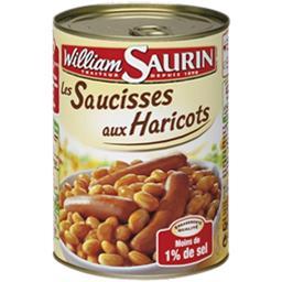 Les Saucisses aux haricots
