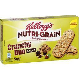 Nutri-Grain - Biscuits Crunchy Duo Choco