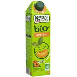 Pressade Le BIO - Nectar d'abricot BIO
