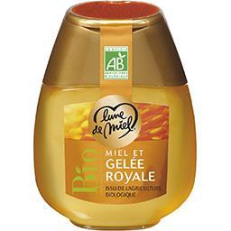 Miel et gelée royale BIO