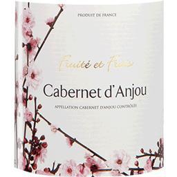 Cabernet d'Anjou vin rosé