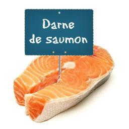 Darne de SAUMON