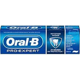 Oral B Pro-Expert - Dentifrice Nettoyage Intense menthe