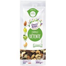 Daco Bello bello Formule Détente amandes, raisins, pommes et noix de ...