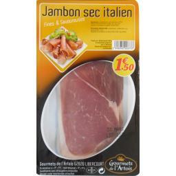 Jambon sec  italien, fines & savoureuses
