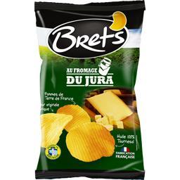 Chips au fromage du Jura