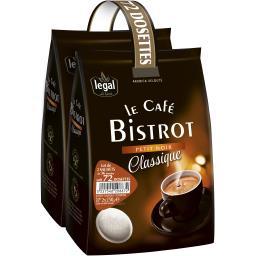 Dosettes de café Petit Noir classique