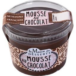 La Maison des Desserts Mousse au chocolat le pot de 100 g