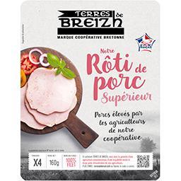 Rôti de porc supérieur