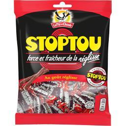 Bonbons Stoptou goût réglisse