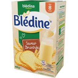 Blédine - Céréales instantanées saveur briochée, dès...