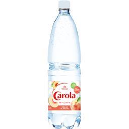 Carola Boisson pétillante pêche blanche zéro sucres la bouteille de 1,25 l