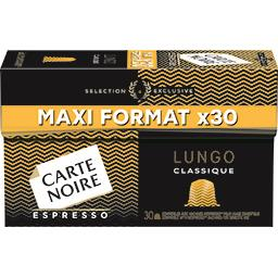 Capsules de café Lungo Classique