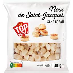 Noix de Saint-Jacques sans corail