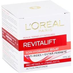 Revitalift - Soin hydratant éclat anti-rides+extra-f...