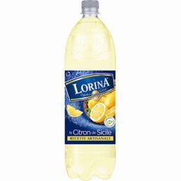 Soda Le citron de Sicile, recette artisanale