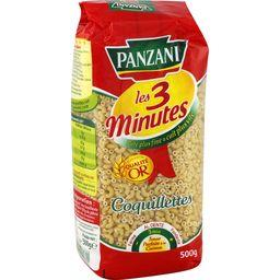 Panzani Les 3 Minutes - Coquillettes