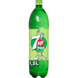 Seven Up Soda zéro sucres