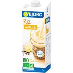 Boisson riz vanille BIO