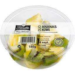 Idées Fraîches - Duo ananas kiwi