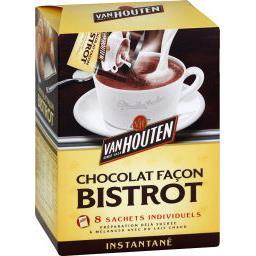 Chocolat façon bistrot