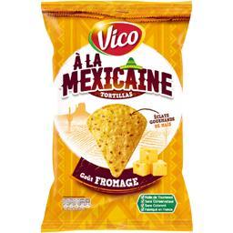A la Mexicaine - Tortillas goût fromage