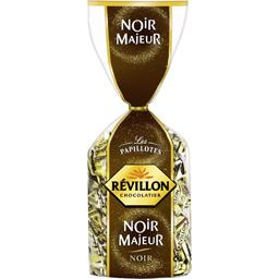 Révillon Chocolatier Les Papillotes Noir Majeur