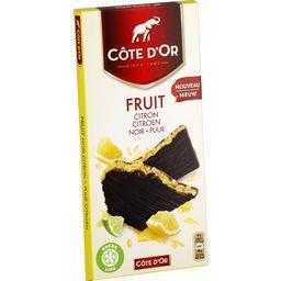 Fruit - Chocolat noir citron