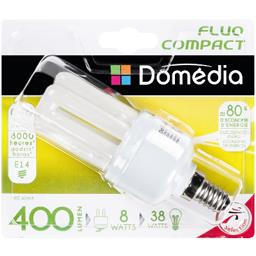 Ampoule stick fluo 8W E14