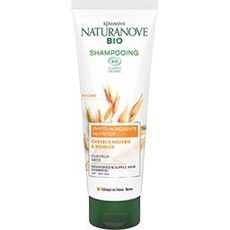 Naturanove - Shampooing avoine BIO cheveux secs