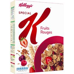 Special K - Céréales fruits rouges