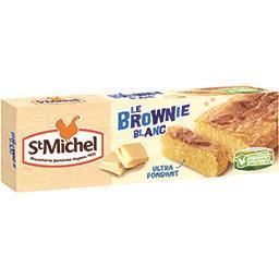 Le Brownie blanc