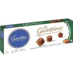 Bouchées Les Gavottines chocolat & noisettes