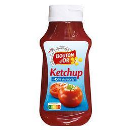 Ketchup allégé
